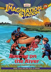 Adventures in Odyssey: Imagination Station books